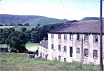 Hebden mill - 1967 prior to demolition